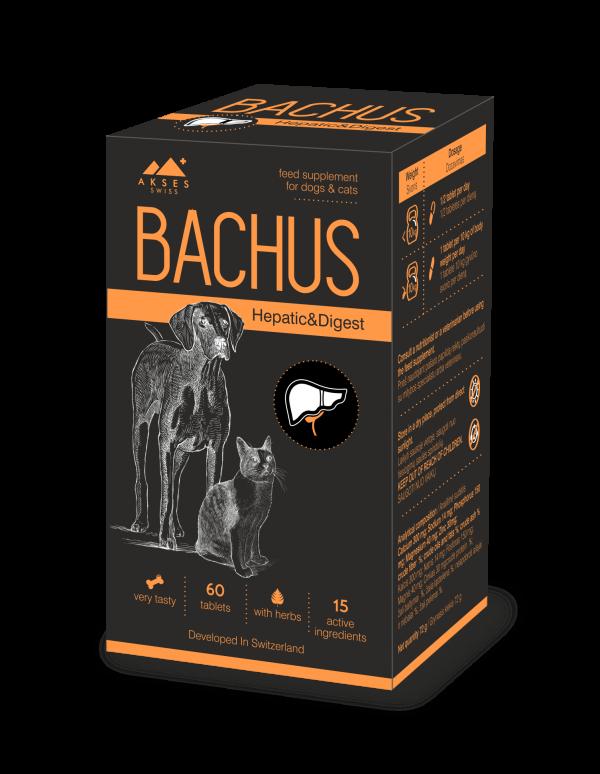Hepatic&Digest | Papildai | Bachus