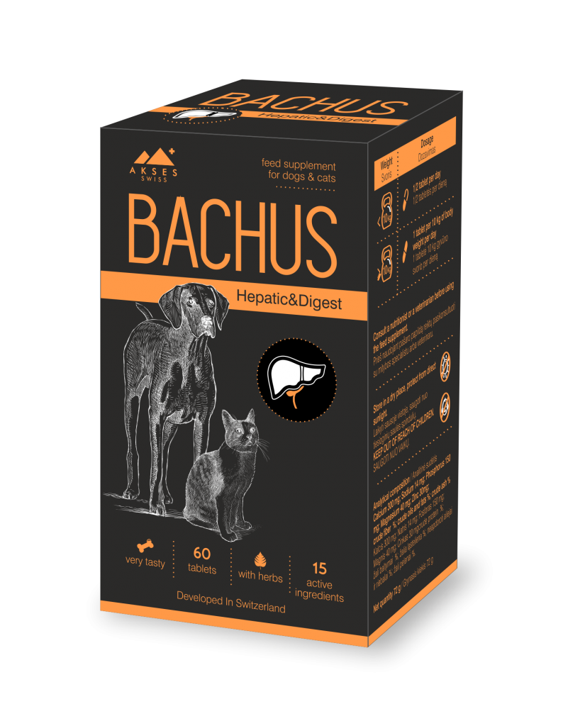Bachus Hepatic&Digest