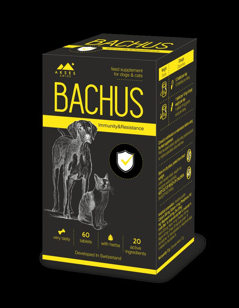 Immunity&Resistance | Papildai | Bachus