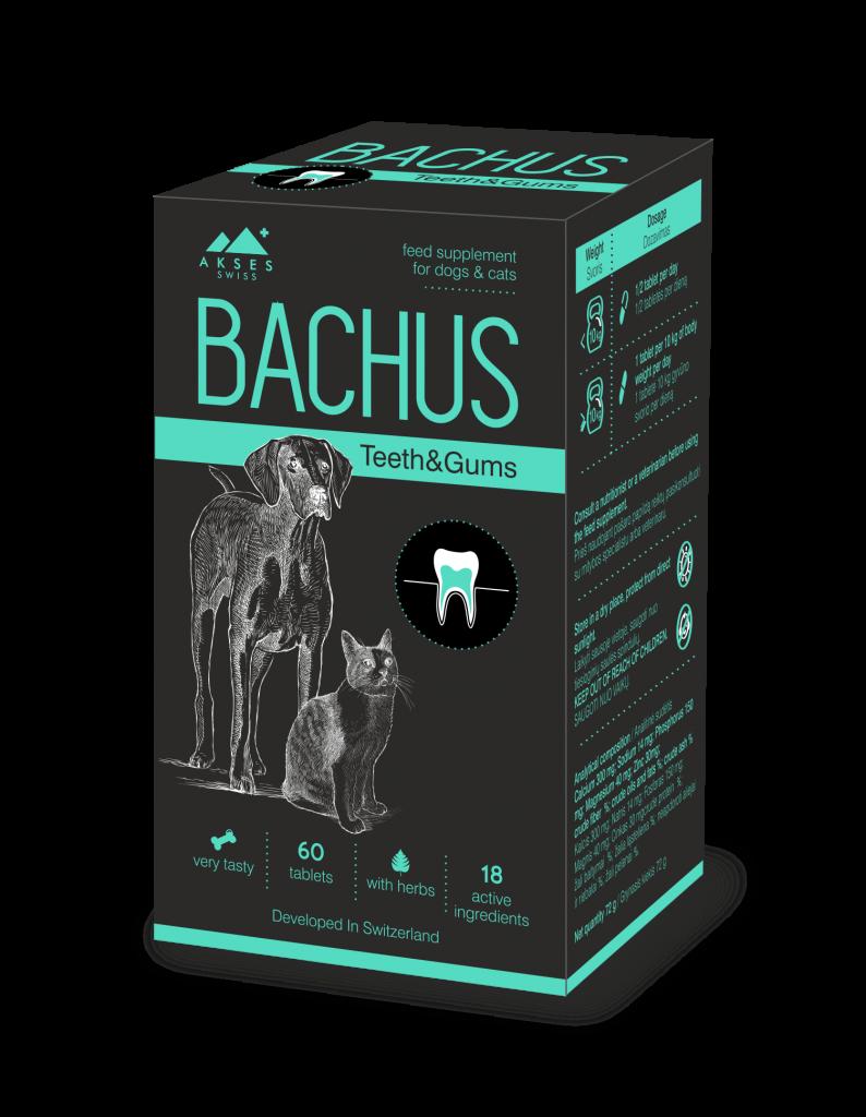 Teeth&Gums | Papildai | Bachus