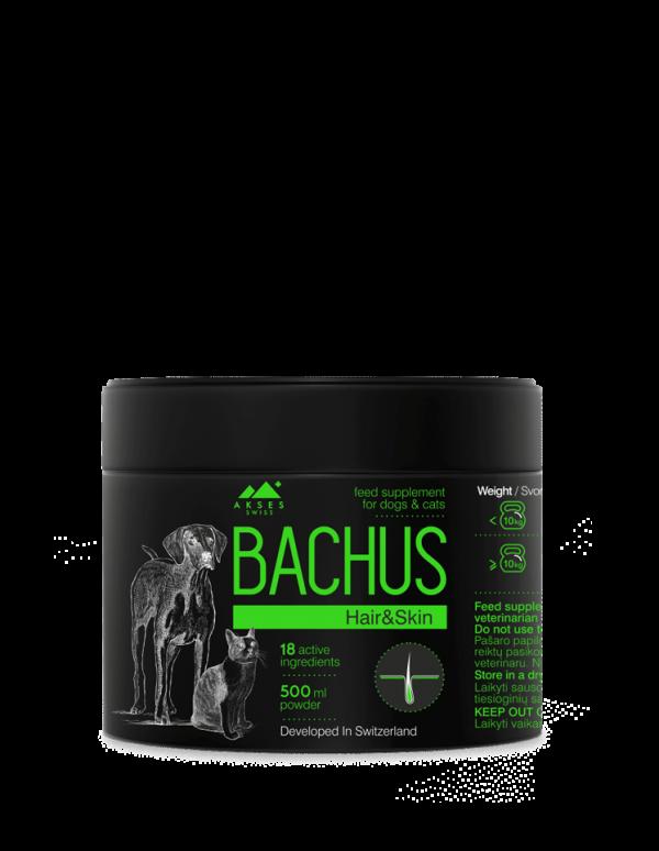 Hair&Skin | Papildai | Bachus